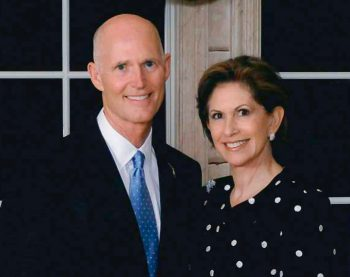 Governor Scott & PMM Managing Partner Susan Maurer