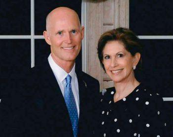 Governor Scott & PMM Managing Partner Susan Maurer