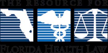 The Florida Bar Health Law Section Logo